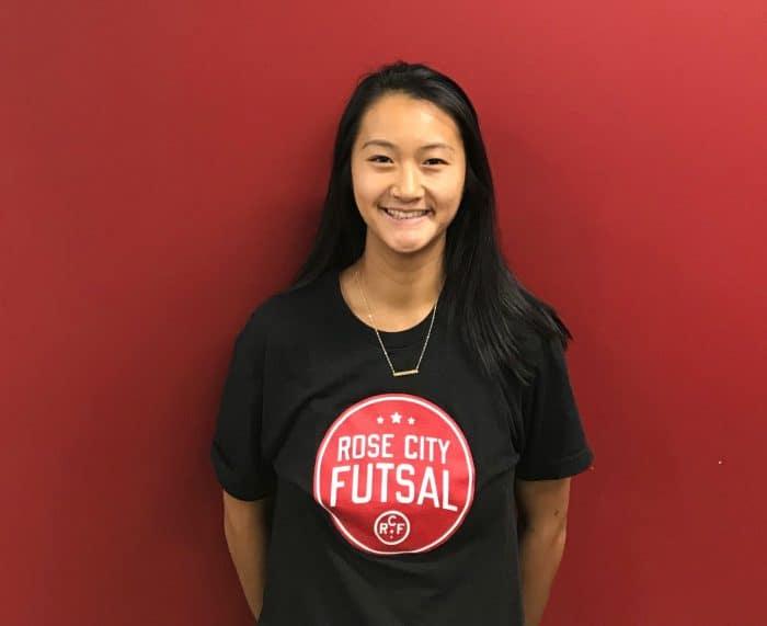 Soccer and Futsal facility in Tigard Oregon Front Desk Staff