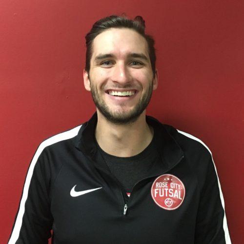 Gresham Prehn: Director of Futsal and Indoor Soccer Facility