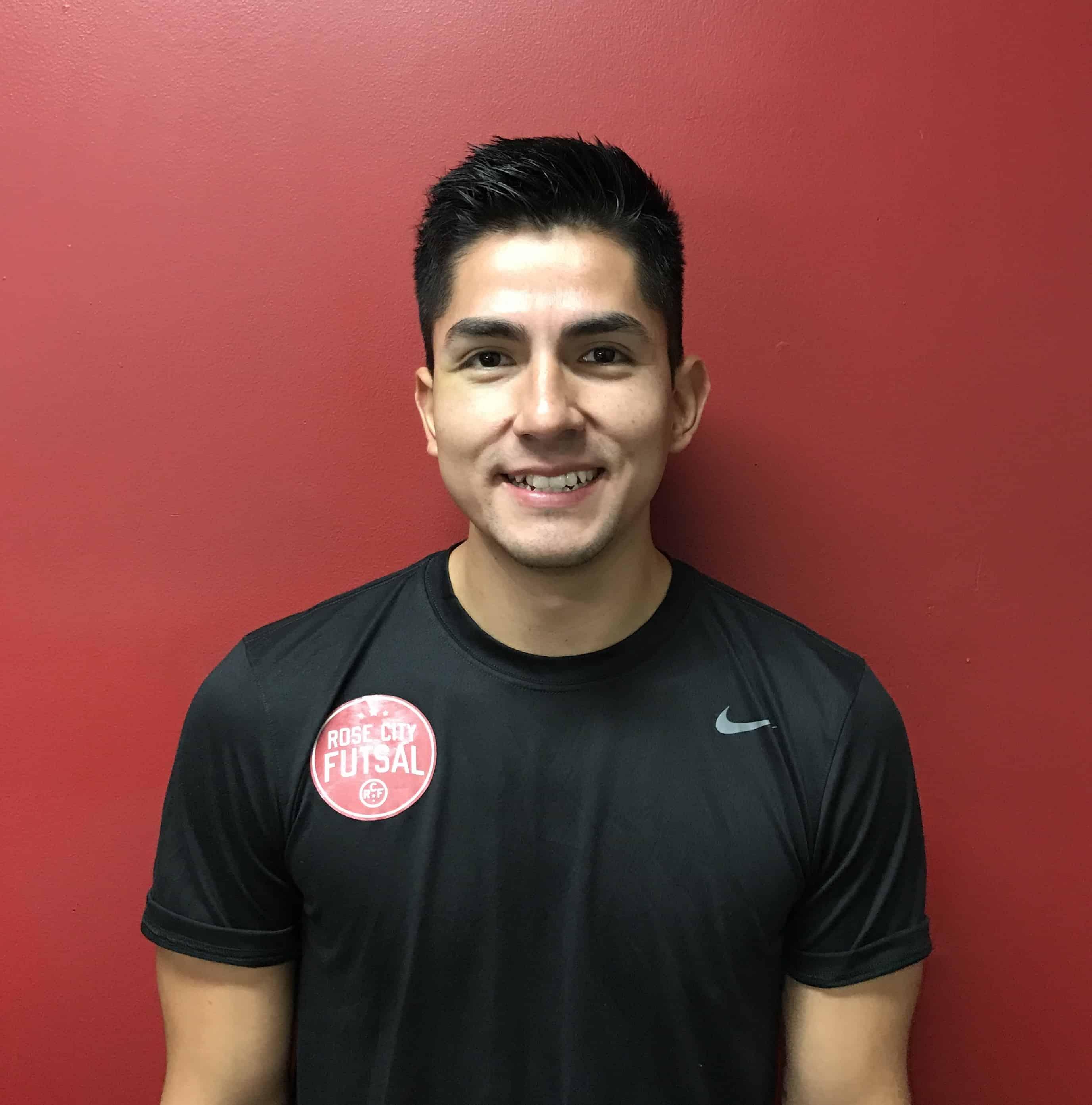Moses Maldonado Coach and Soccer Stars Program Manager