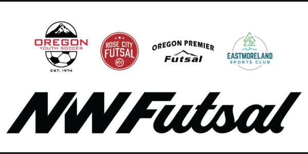 NWFutsal plus logos