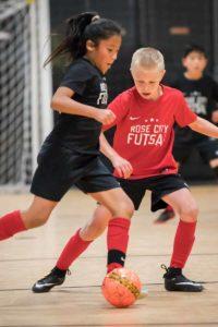 Futsal Development Program, soccer training