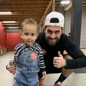 Eric Angell Futsal Coach