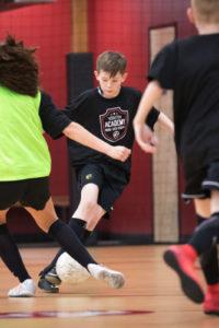 Futsal Team Training